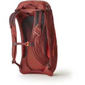 Gregory Arrio 18 Backpack brick red